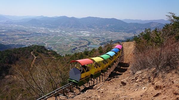 Kure生態の森様(韓国)に納入しました。